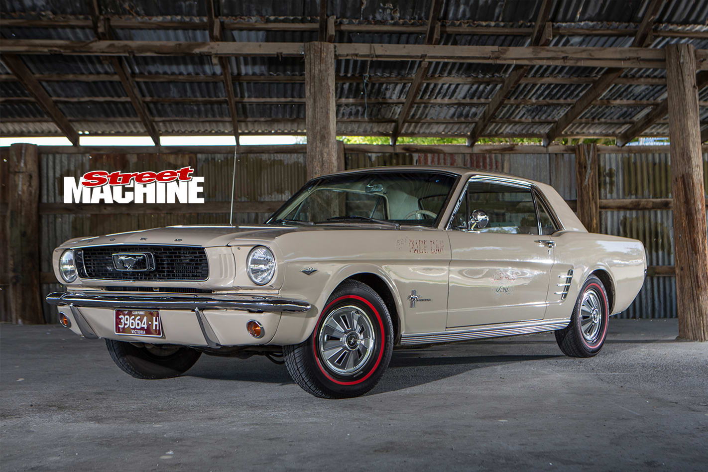 Nicole -Bridge -1966-Mustang -main