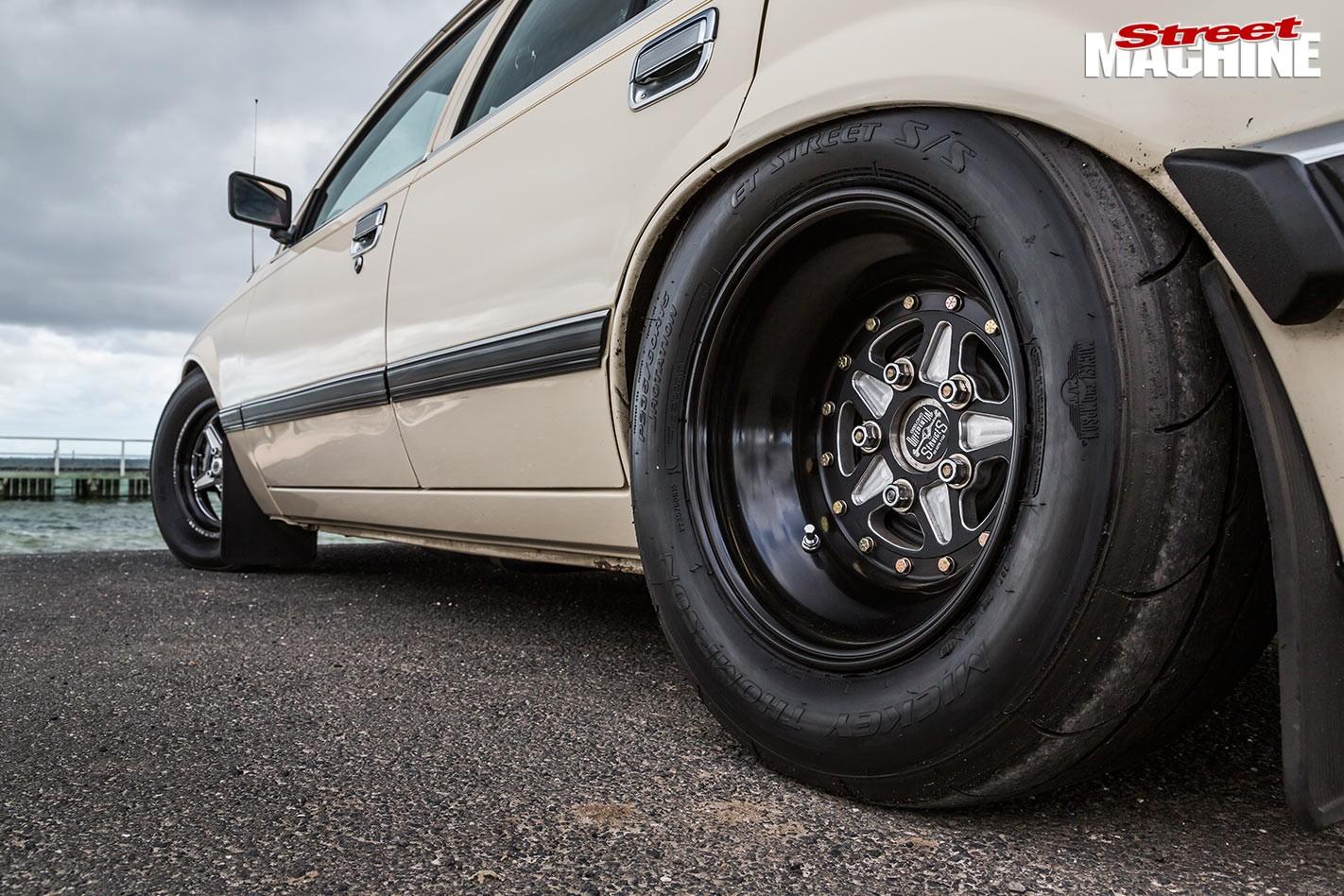 Holden VH Commodore wheel