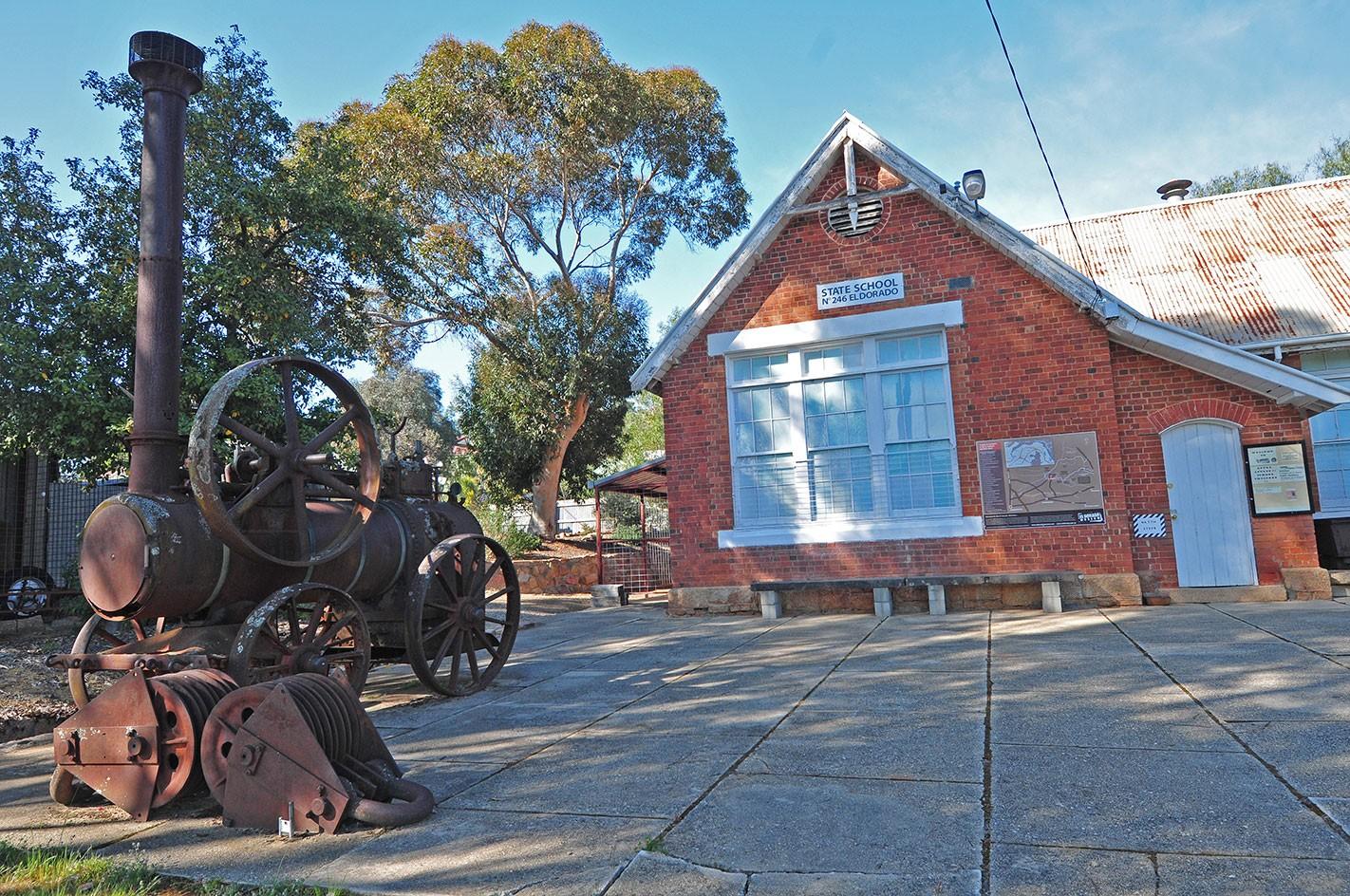 Elorado Museum