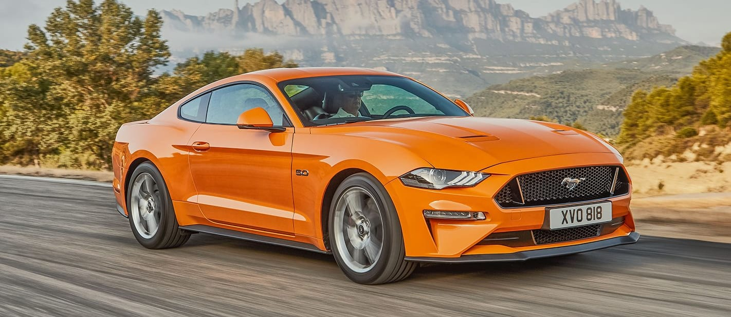 2018 Ford Mustang cover MAIN