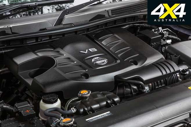 Nissan Patrol Ti Engine Jpg