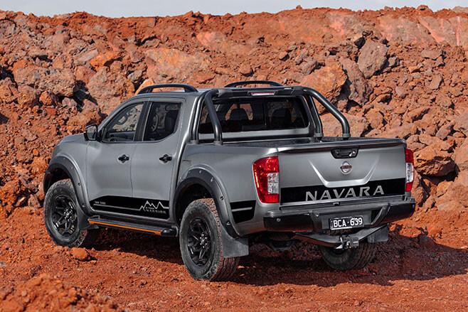 Nissan Navara N-Trek Warrior