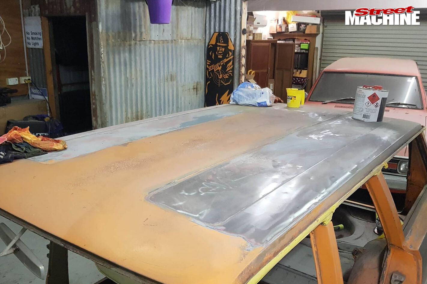 Valiant Roof Paint Strip Jpg