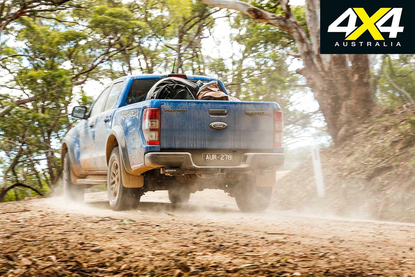 2019 Ford Ranger Raptor Off Road Ride And Handling Jpg