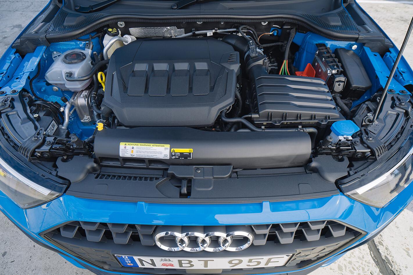 Audi A 1 Engine Jpg