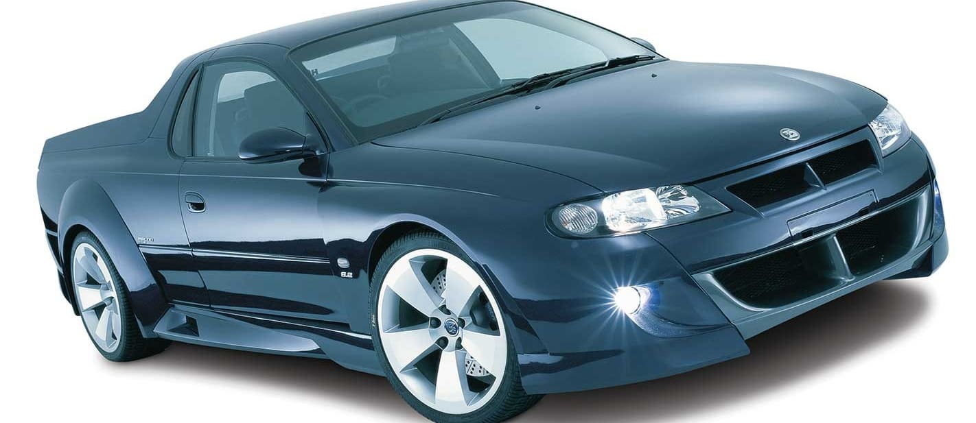 2001 HRT Edition Maloo concept detailed classic MOTOR