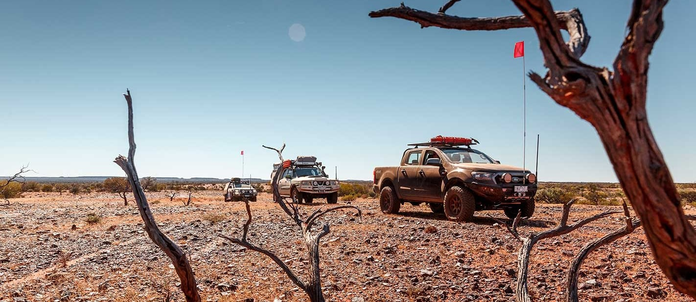 Hay River Track NT 4x4 travel guide