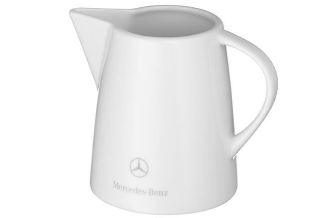 Mercedes Milk Jug