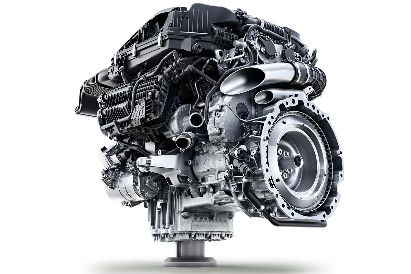Mercedes EQ Boost engine