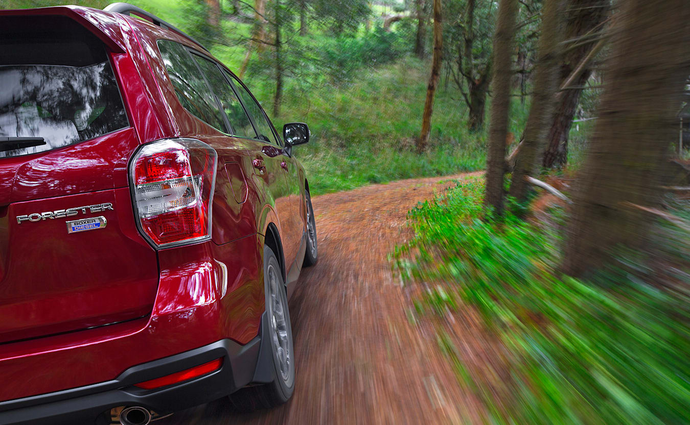 2015 Subaru Forester 2.0D review