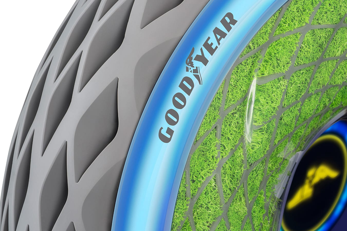 Goodyear Oxygene Tyre Detail Glow Up Jpg