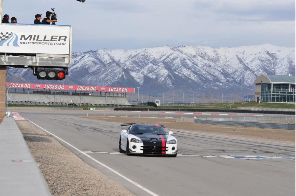 Utah Motorsport Campus