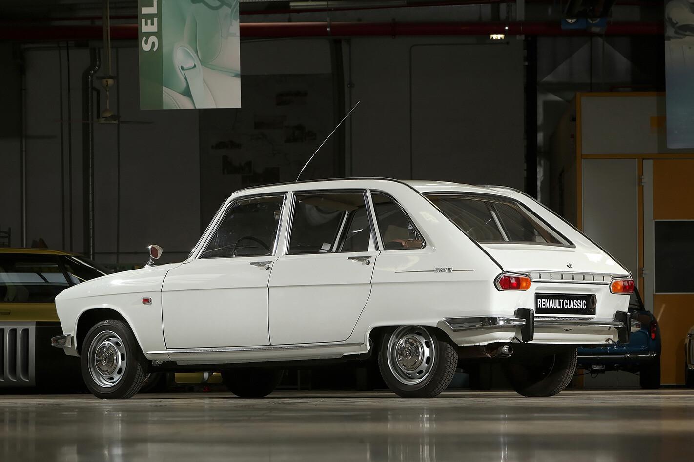 65 Years Renault 16 Jpg