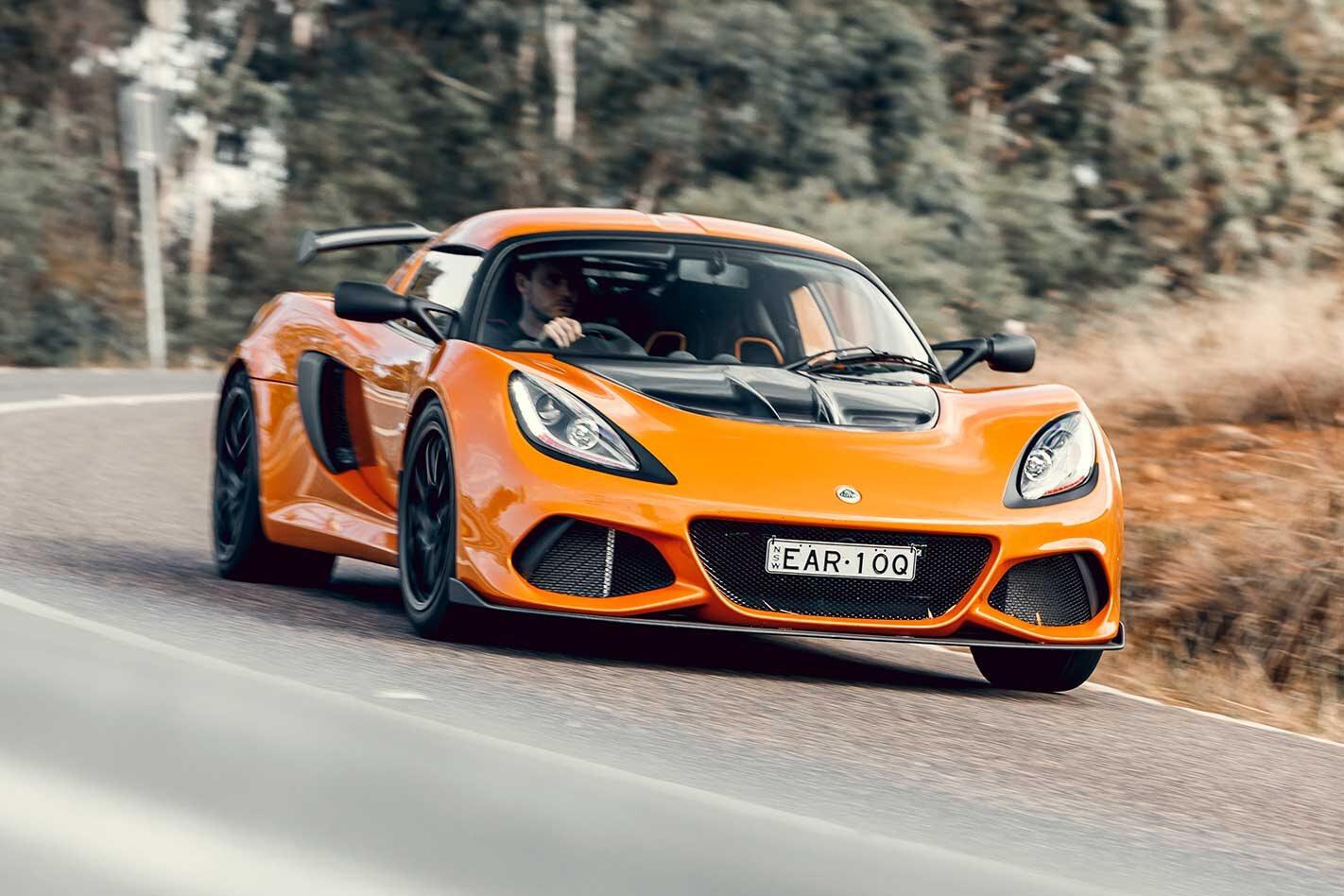 2019 Lotus Exige Sport 410 performance review