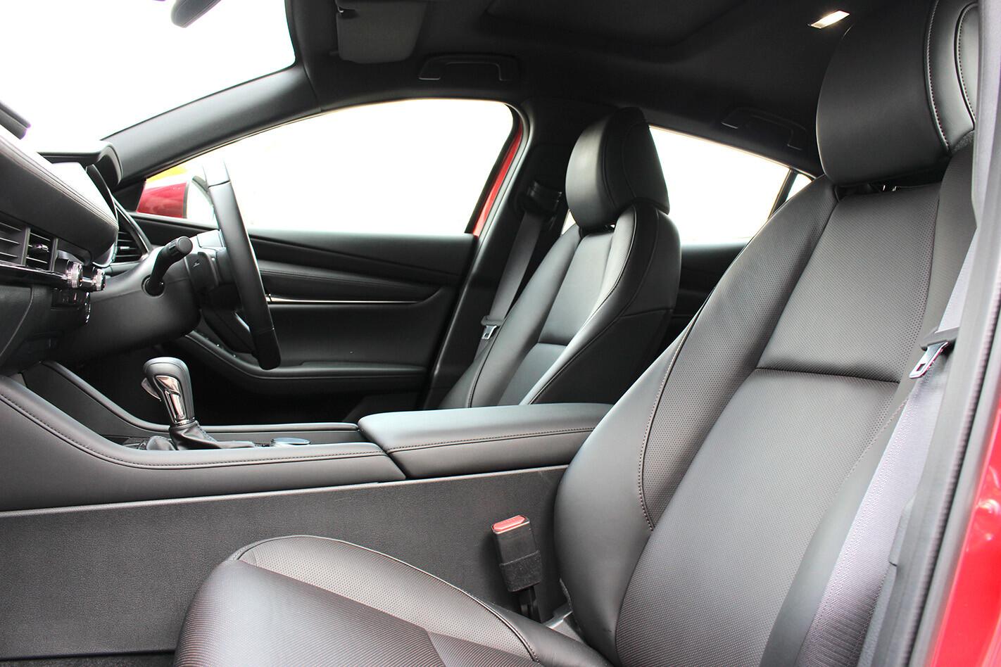 2019 Mazda 3 Astina Interior Frontseats Jpg
