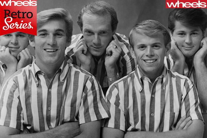 Beach -Boys -band