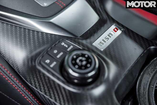 Nissan GT R Nismo Centre Console Badge Jpg