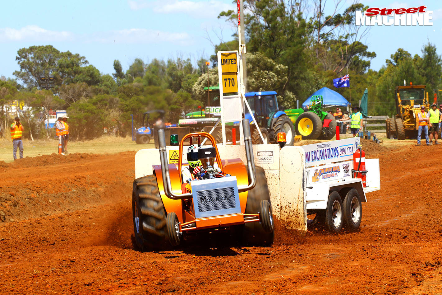 Tooradin -tractor -pull -7-2
