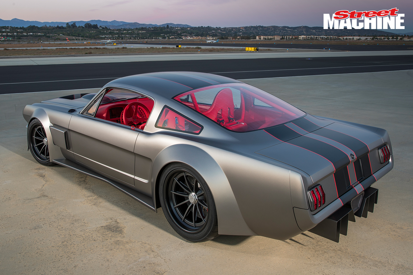 Ford Mustang Vicious Timeless Kustoms 6