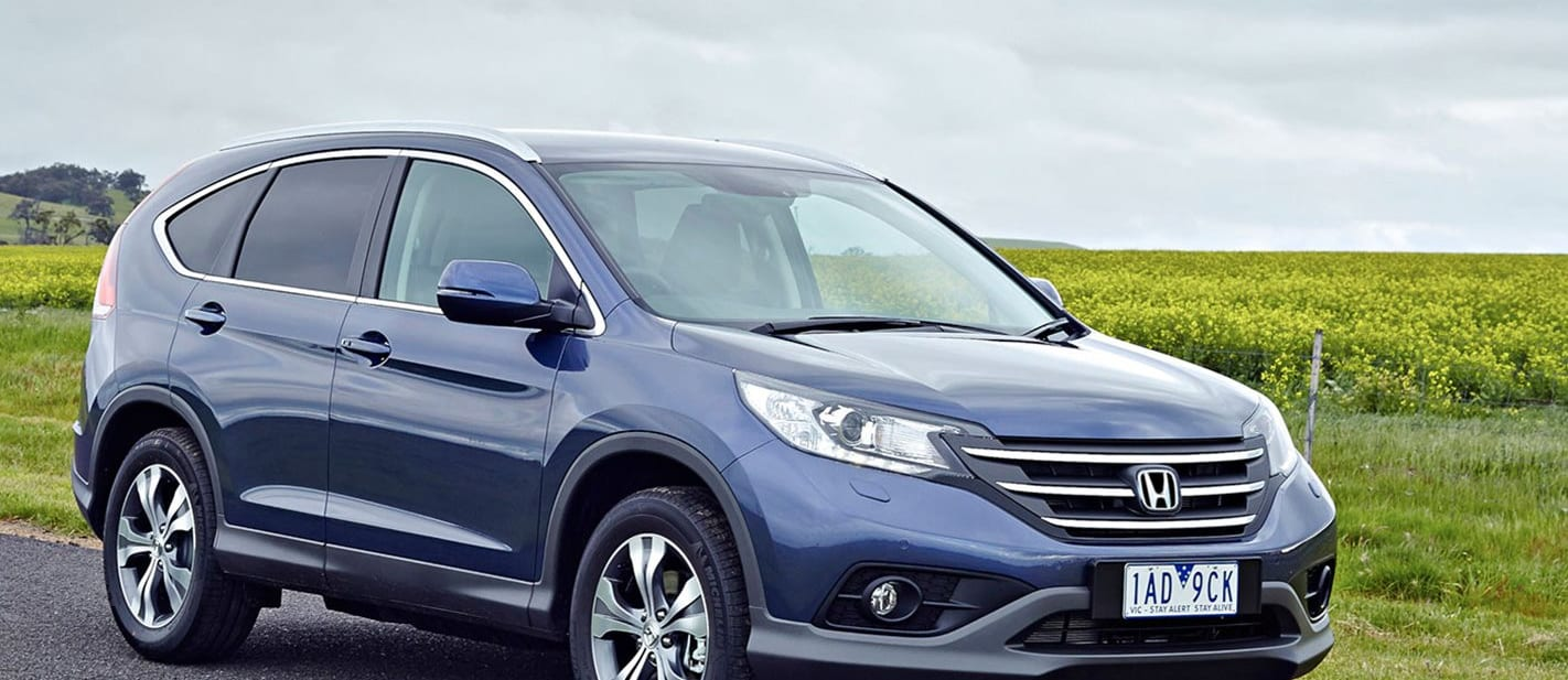 2017 Honda CR-V update to include turbo engine, seven-seat option