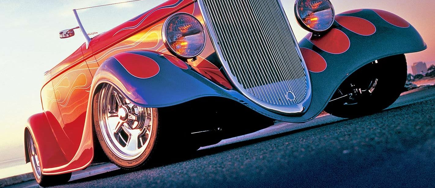 Ford Roadster Front Jpg