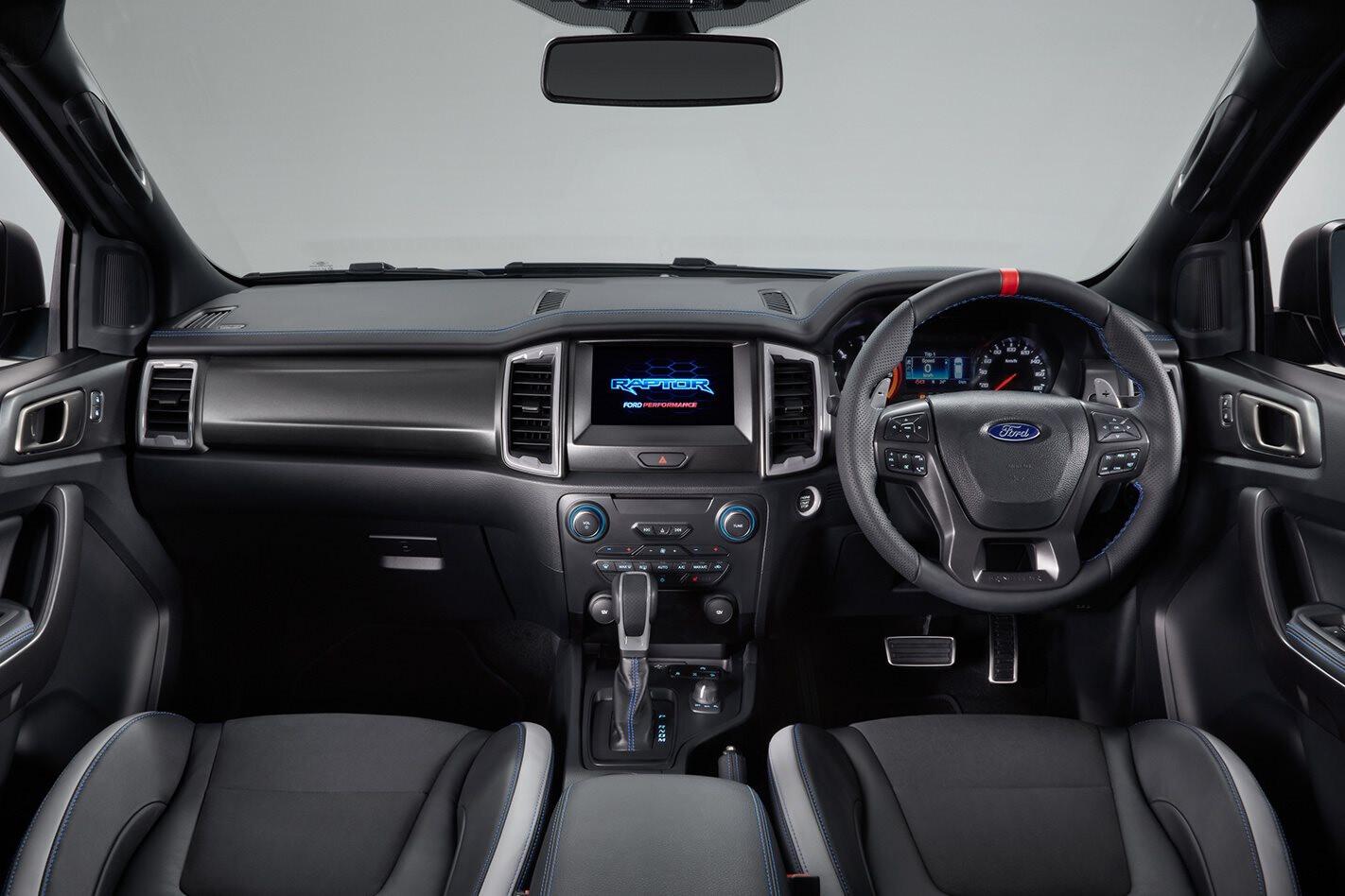2018 Ford Ranger Raptor Interior 281 29 Jpg