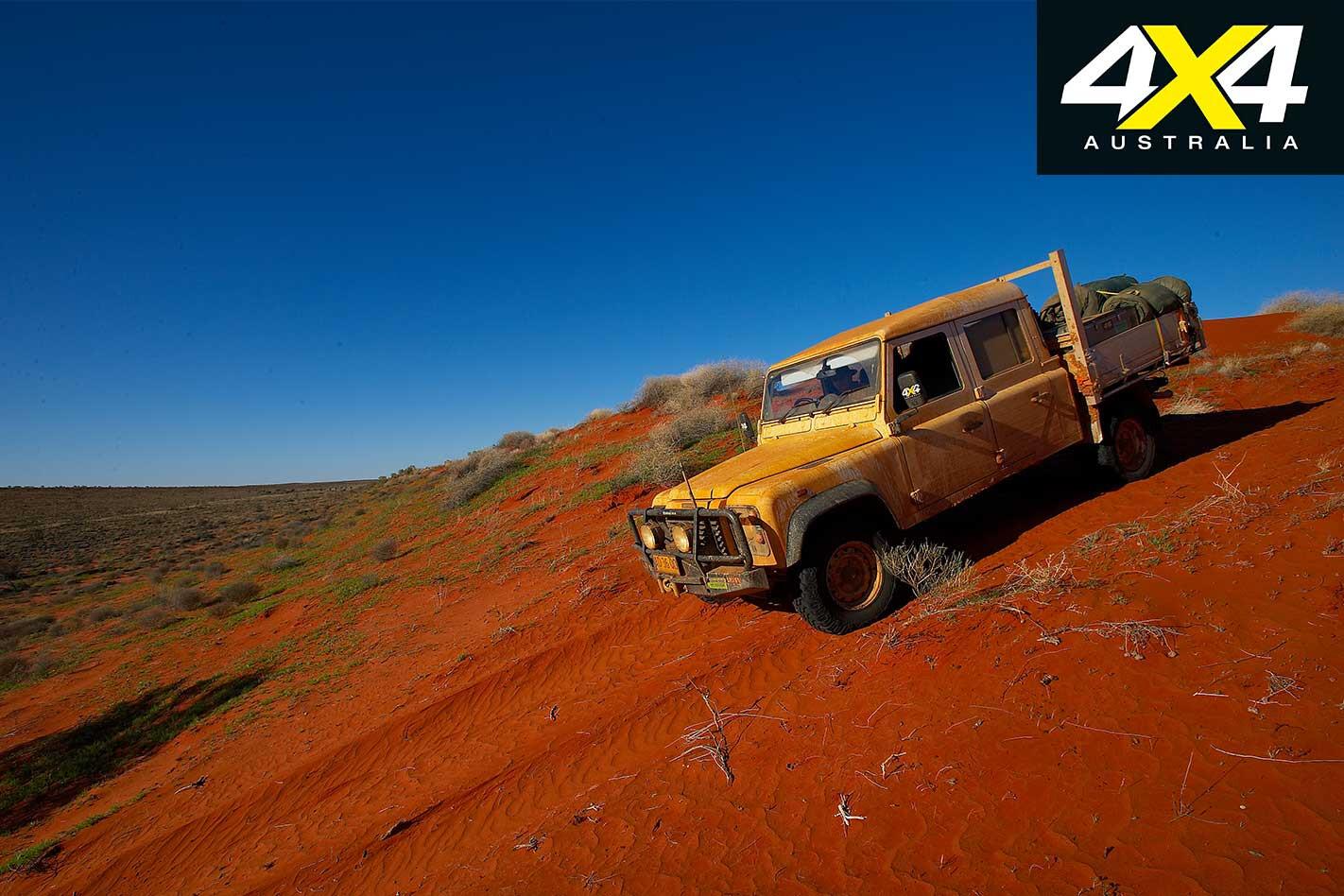 70 Years Of Land Rover Madigan Trip Jpg