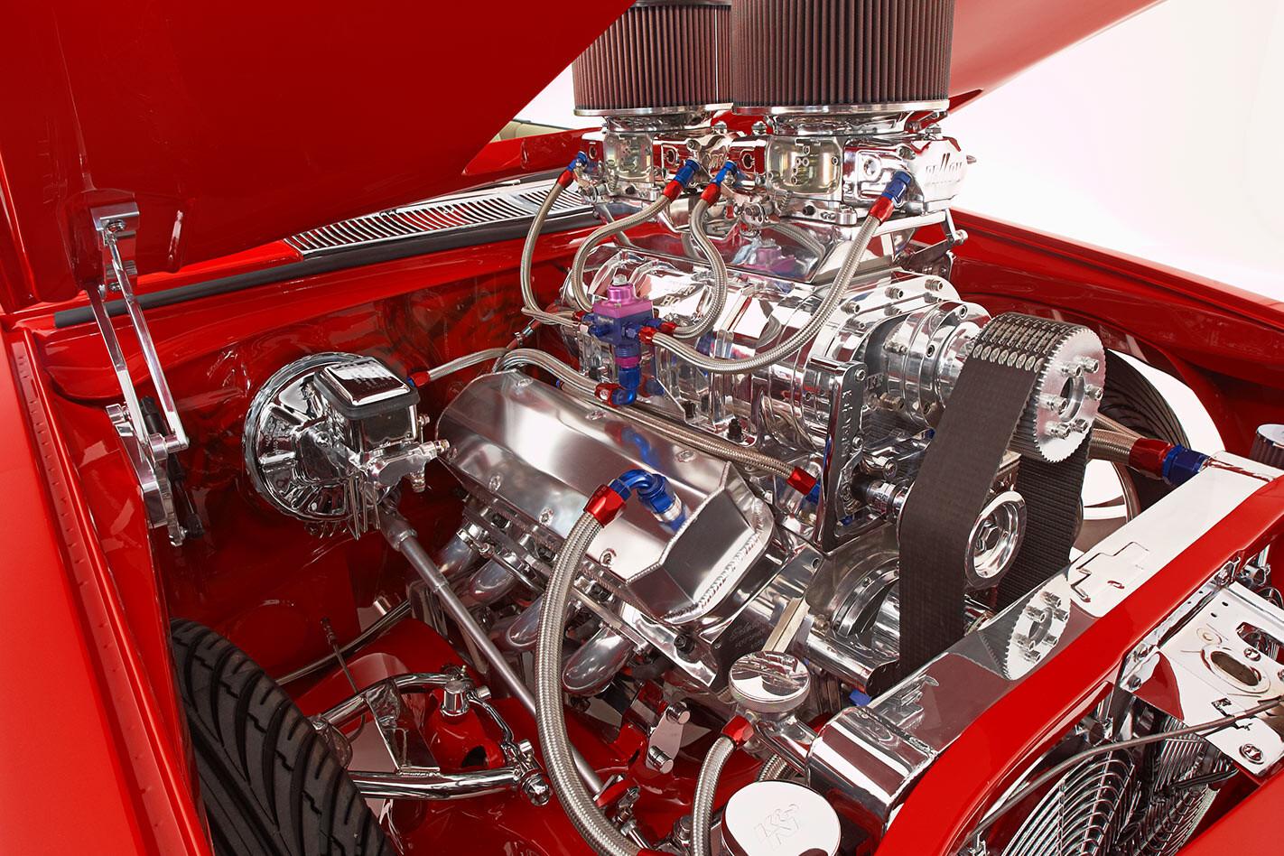 Holden HQ Monaro engine