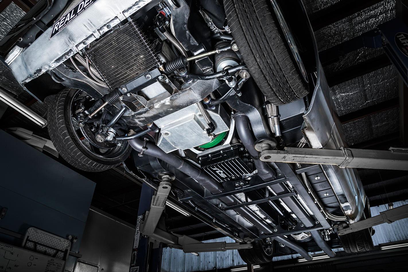 Holden LC Torana under