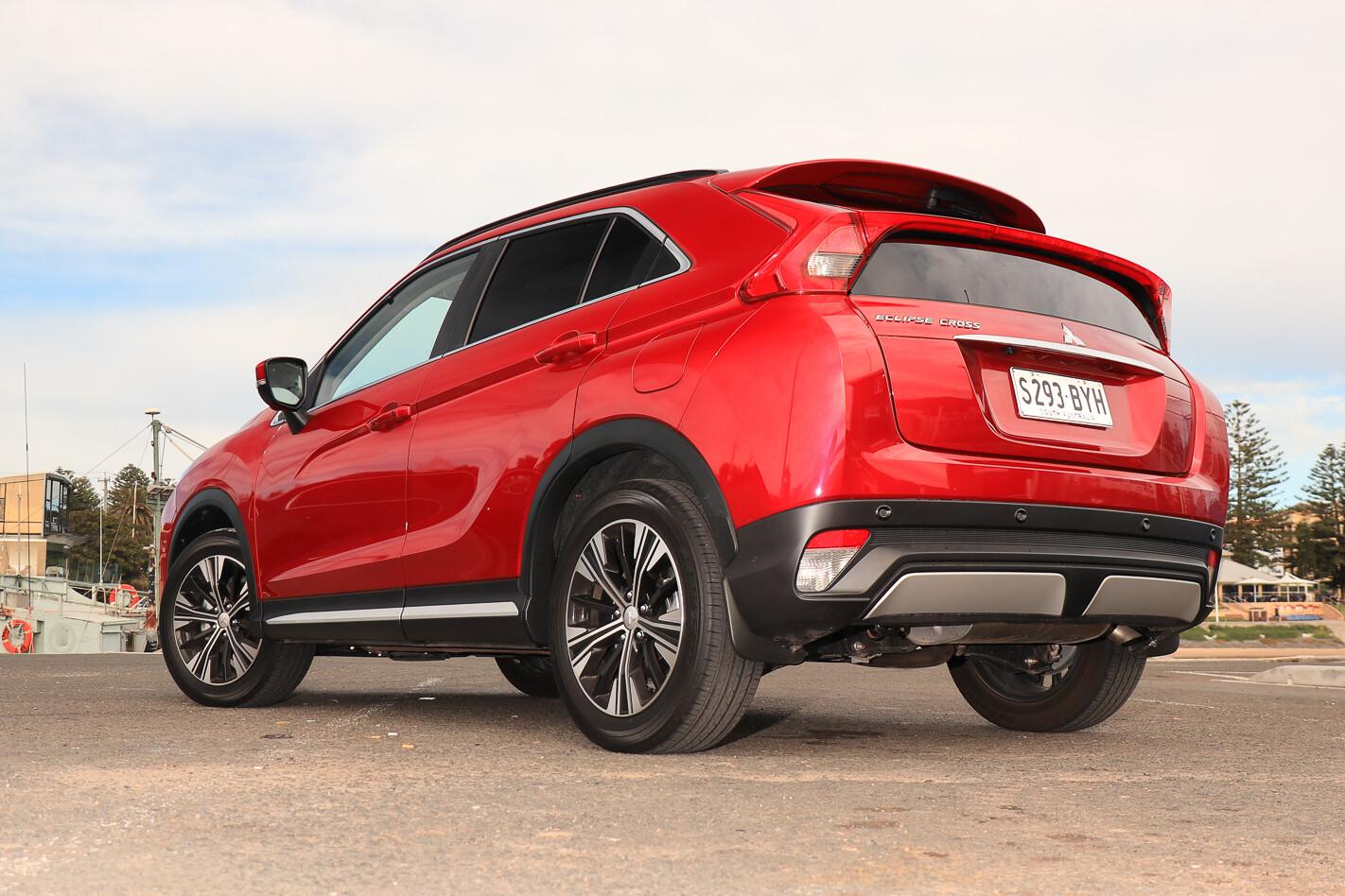 Mitsubishi Eclipse Cross 2019 review WhichCar