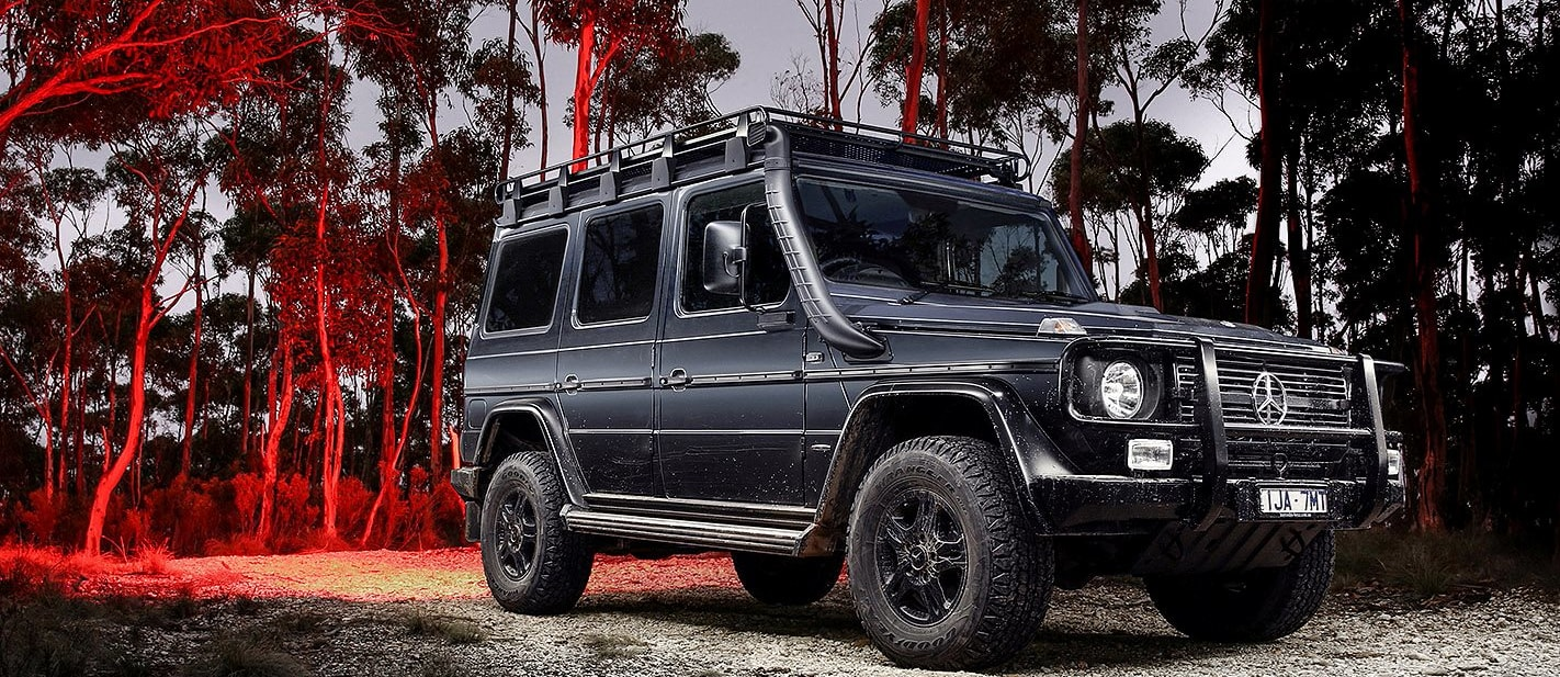 2017 Mercedes-Benz G300 CDI Professional wagon available in Australia