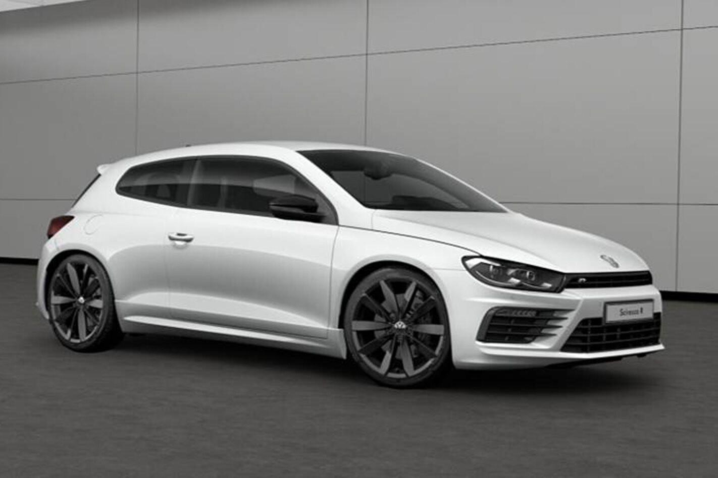 Volkswagen Scirocco R Wolfsburg