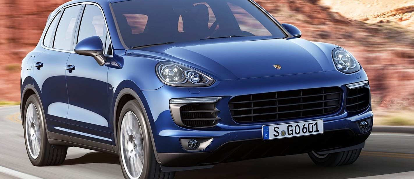 Porsche and Audi V6 engines caught up in diesel scandal