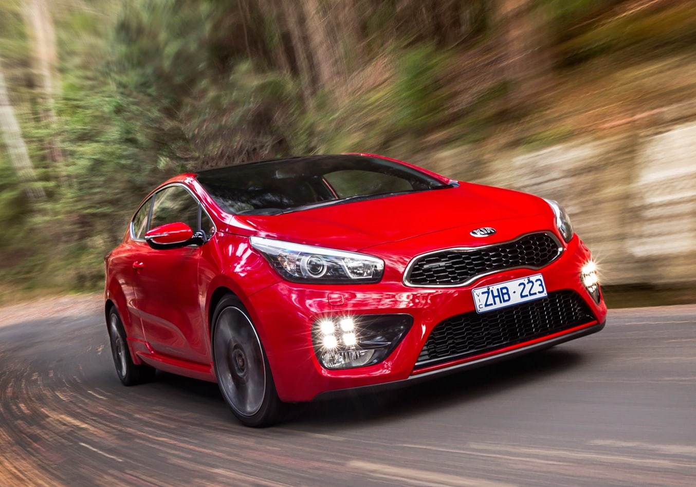 Kia ProCeed GT review