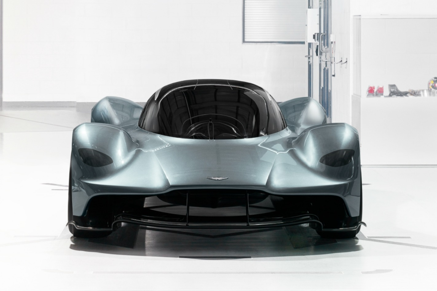 Aston Martin AM-RB 001 Front 2