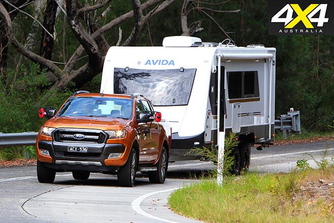 Ford -ranger -and -avida -caravan