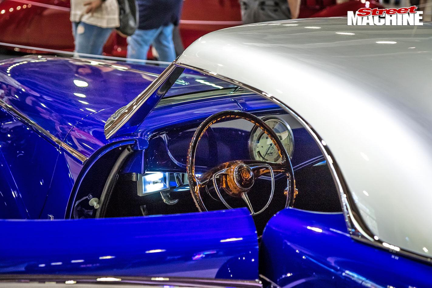 Rick Dore's Shangri La roadster