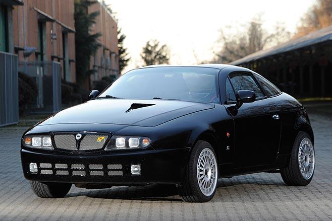 Lancia Hyena Front Jpg