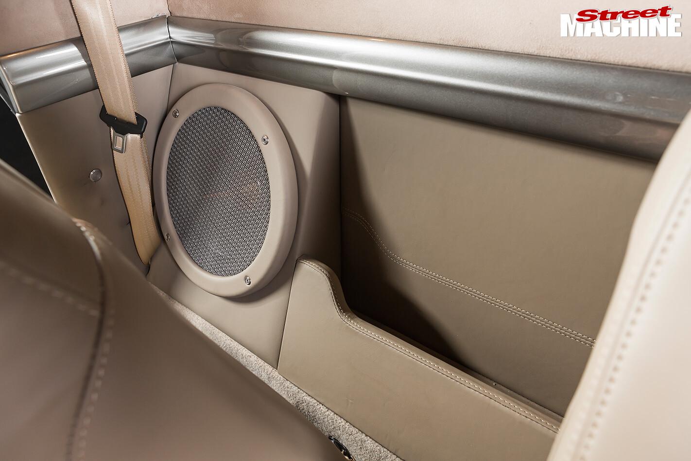 Holden FX ute speaker