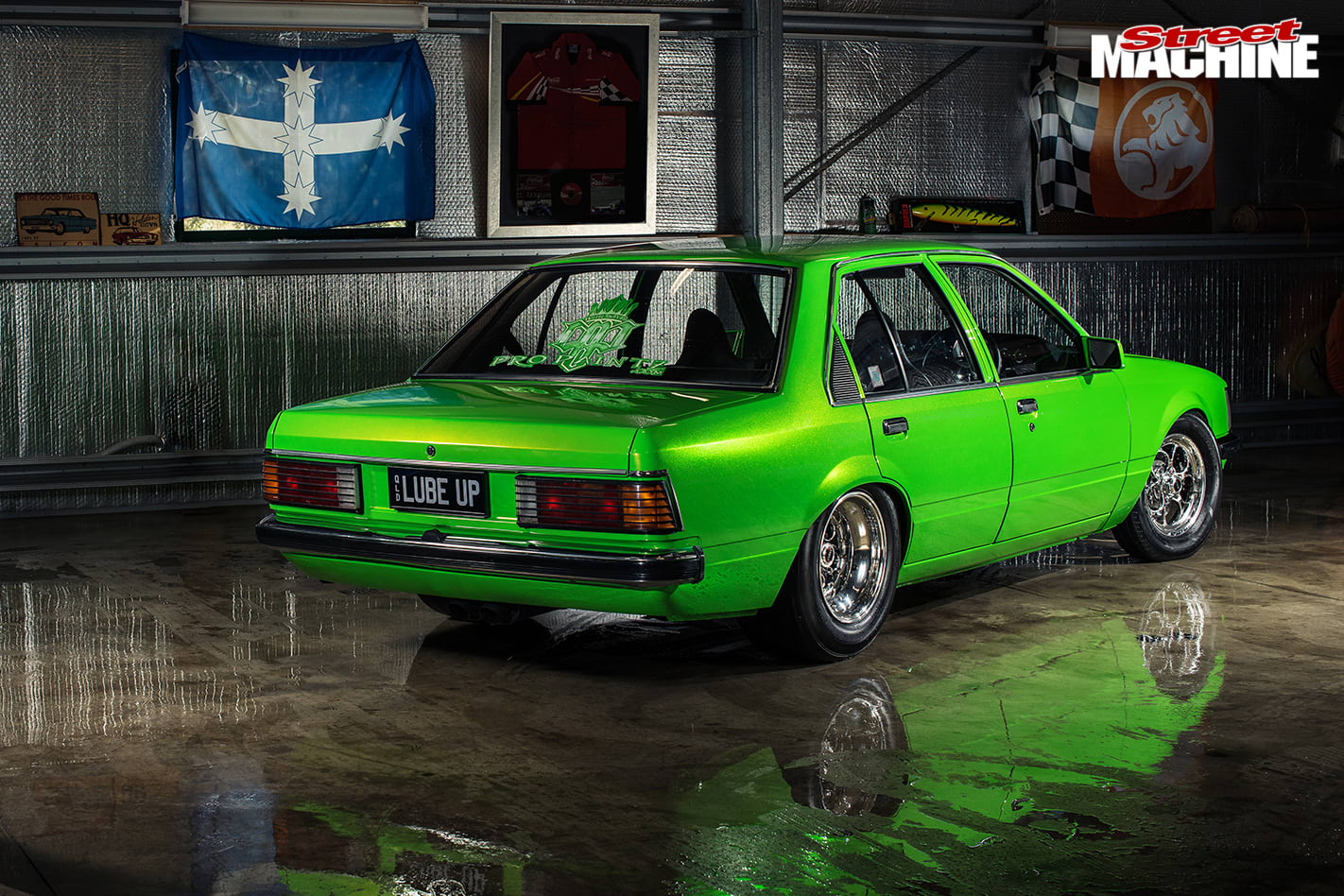 202-POWERED-1983-HOLDEN-VH-COMMODORE-rear