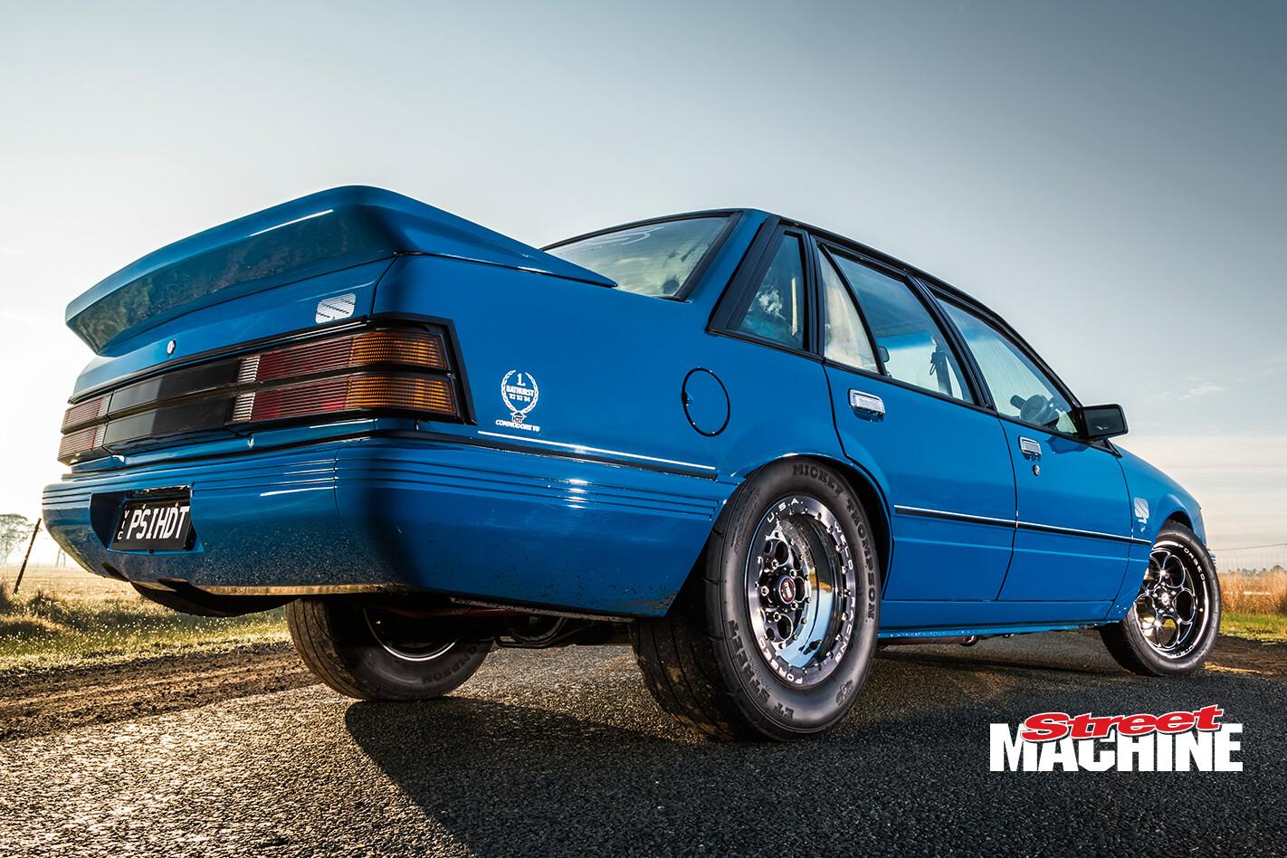 Holden VK Commodore HDT Brock Blue Meanie LSA 1