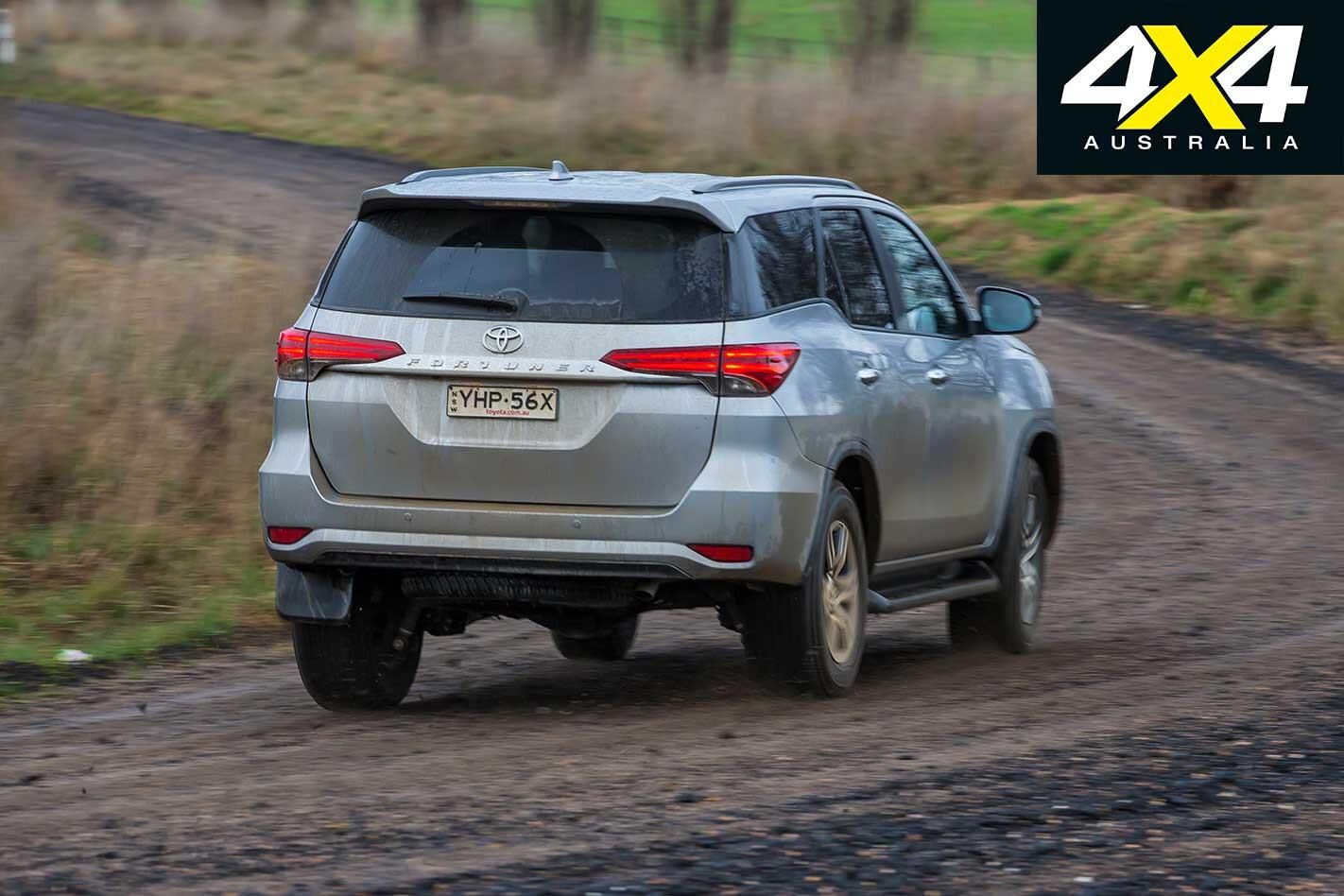 2018 Toyota Fortuner Rear Handling Jpg