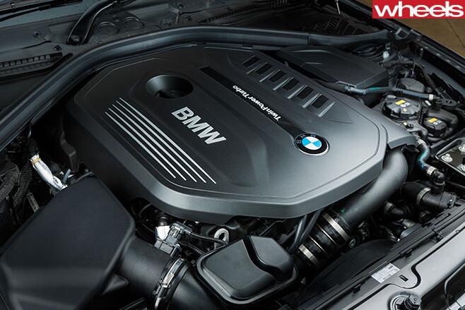 BMW-4-series -engine