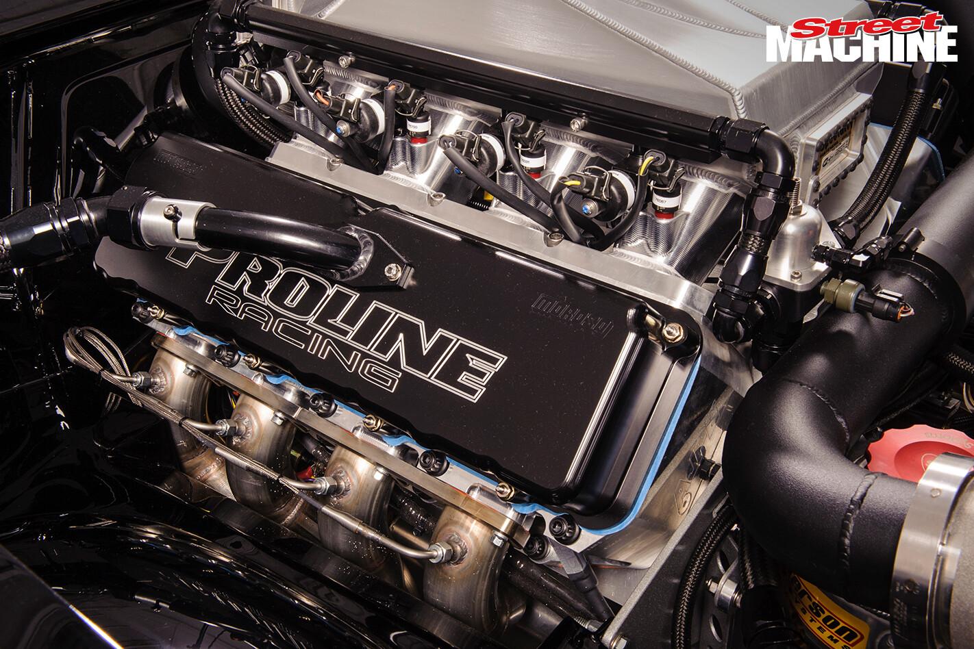 LX Torana Pro Street PSIPWR Engine
