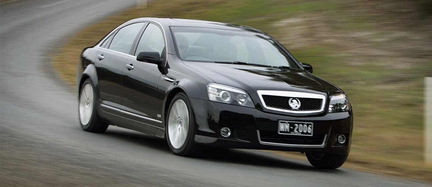 2006 Holden WM Caprice review classic MOTOR