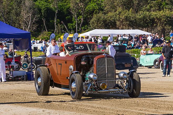1932 Flathead roadster