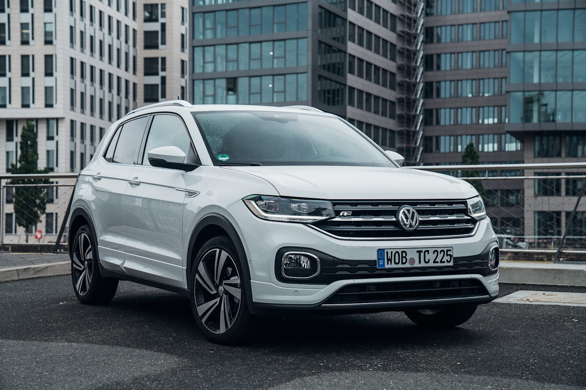 Volkswagen T-Cross Australia 2020