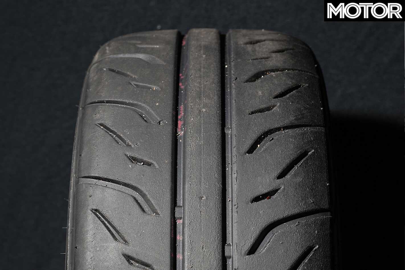 Bridgestone RE 71 R Tyre Tread Jpg