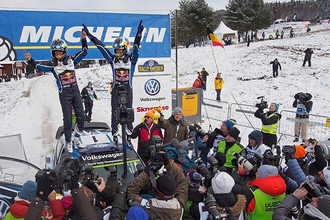 Motorsport -Ogier -wins -Rally -Sweden
