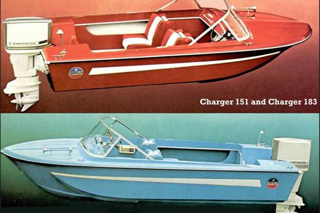 Chrysler Boat